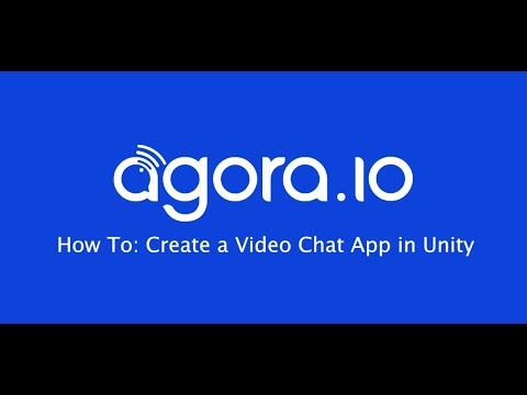 Tutorial: Create A Video Chat App In Unity