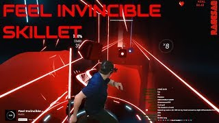 Feel Invincible - Still one of my fav tracks - Beat Saber Darth Maul style (Custom Song)