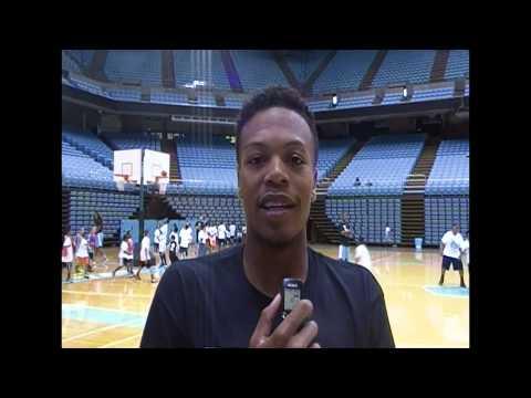 Danny Green Basketball Camp Recap From Chapel Hill 7/18/15