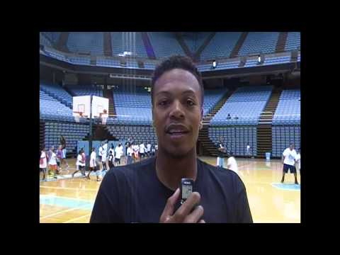 Danny Green Basketball Camp Recap From Chapel Hill 7/18/15