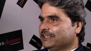newslaundry - Vishal Bharadwaj on his favourite filmmakers