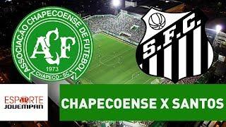 Chapecoense 2 x 0 Santos - 13/11/17 - Brasileirão