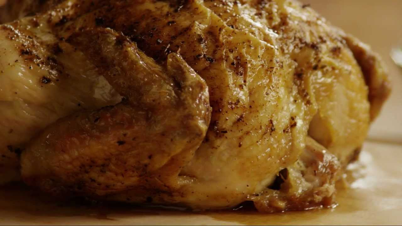 How to Make Spicy Rapid Roast Chicken - YouTube