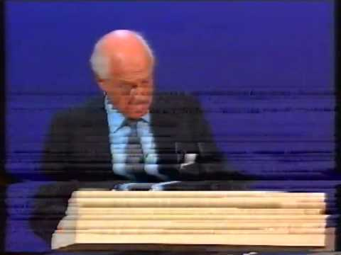 Sir James Goldsmith speech Referendum party conference Brighton 1996  FULL VIDEO