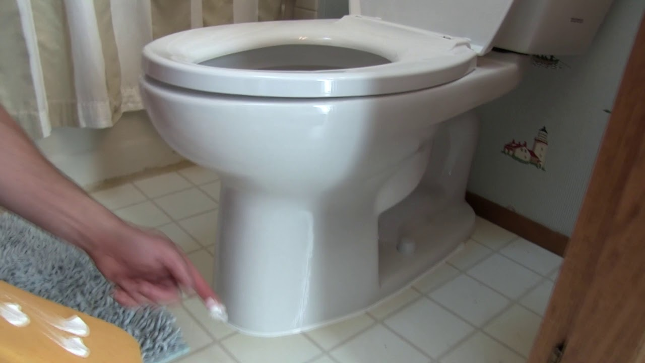 Shimming A Toilet Best Way Terry Love Plumbing Advice Remodel Diy Professional Forum