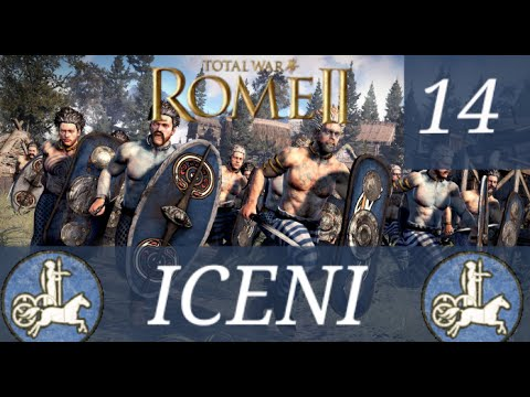 Let's Play Total War Rome 2:Iceni Survival Challenge #14