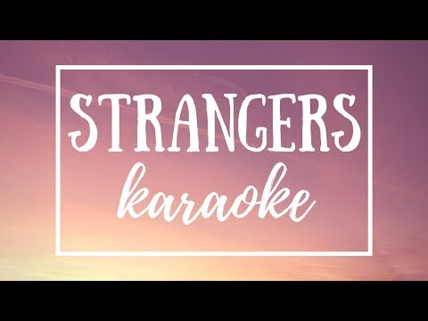 Strangers (KARAOKE) // Tate McRae