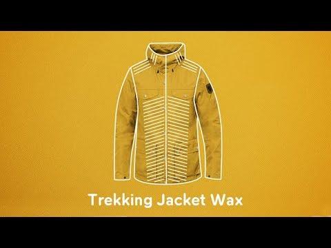Fjällräven - Quick waxing tips for Jackets