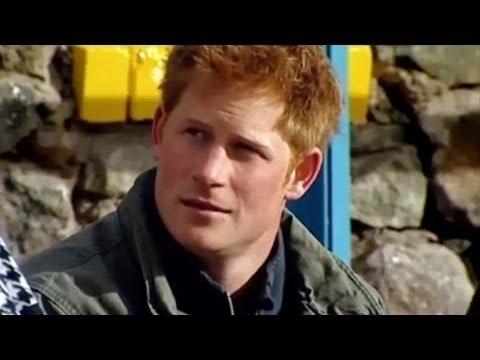 Documentary 2017 - Prince Harry In Africa Documentary 2016