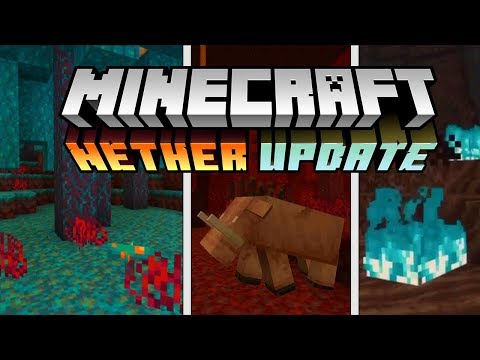 MINECRAFT 1.16 | NETHER UPDATE! | TRAILER