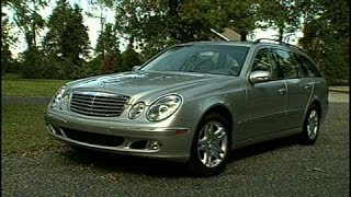 2010 Mercedes-Benz E-Class Estate Videos