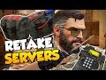 CS:GO - Improve Skills on Retake Servers & Exclusive Access?