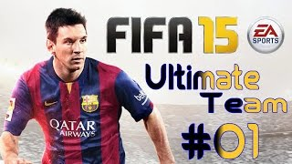 FIFA 15 Ultimate Team (PC) - O Inicio