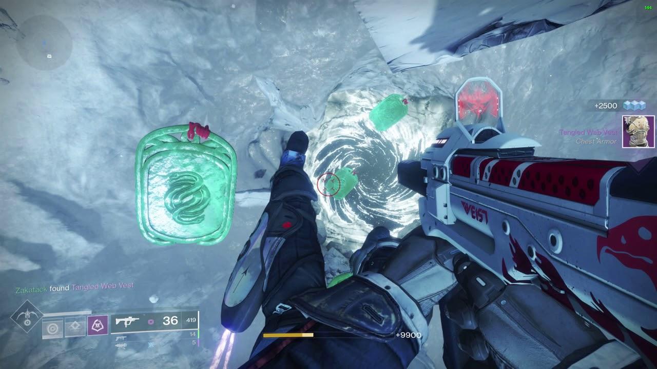Destiny 2 Invitations of the Nine Guide - Xur Bounties, Cutscenes, Lore