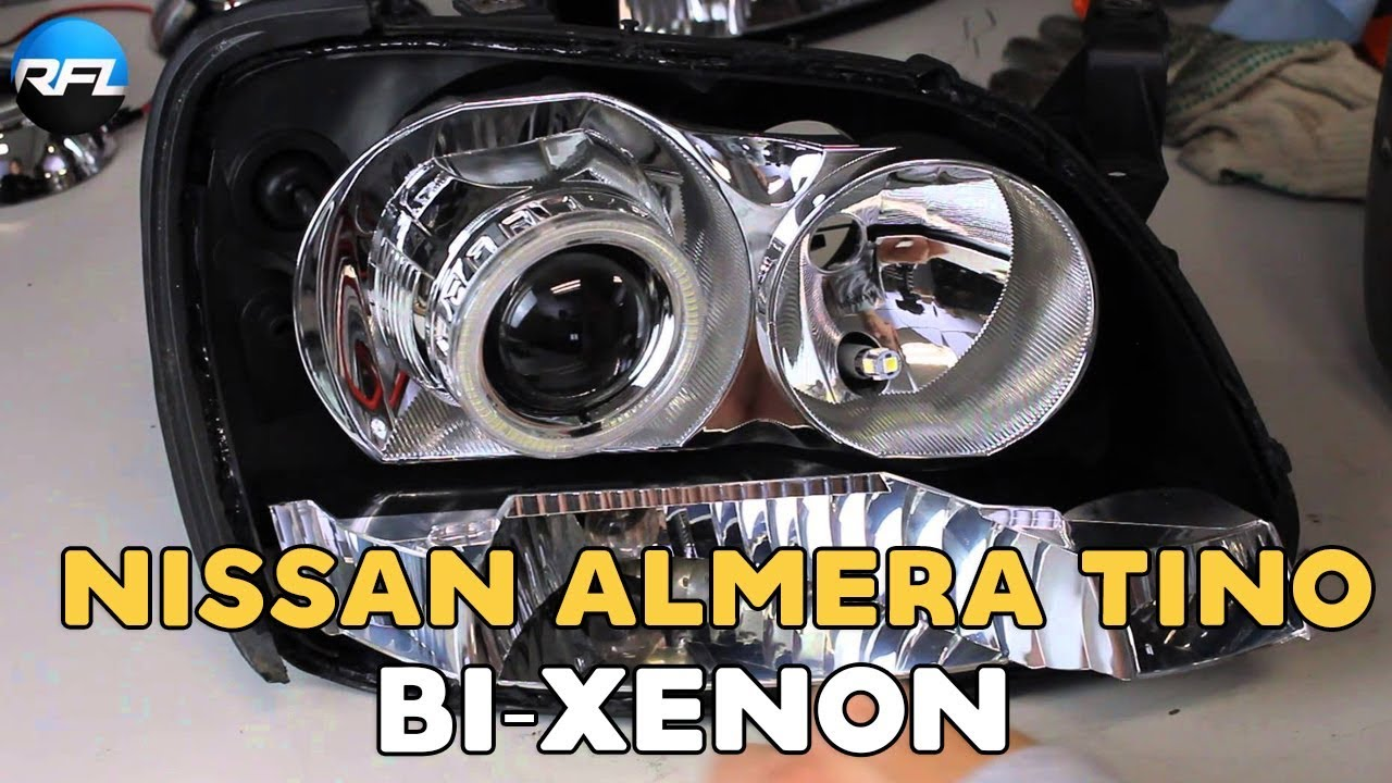 ANGEL EYES  INSTALLATION BMW E65 E66 745 750 760 SUPER WHITE BLUE RED LIGHTS 2000 TO 2010