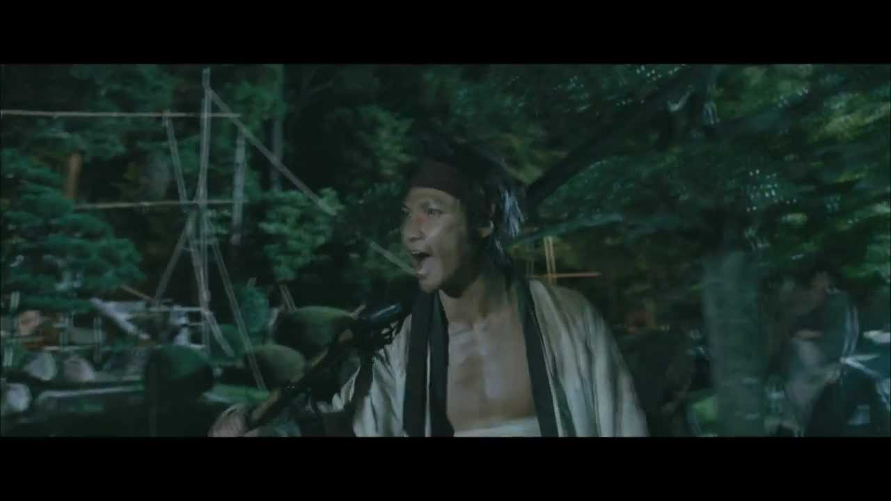 [1080p] Rurouni Kenshin Live-Action Movie - Sanosuke - YouTube