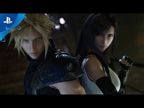 Gamescom 2019: Final Fantasy VII treibt die Nostalgie-Welle an