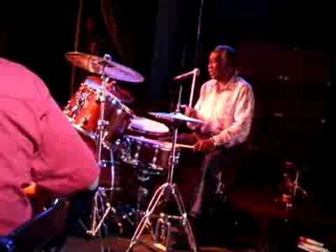 Clyde Stubblefield Funky Drummer
