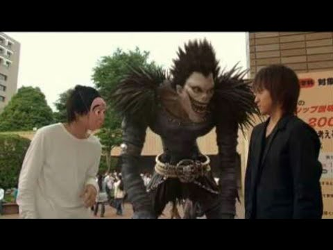 Death Note Monster