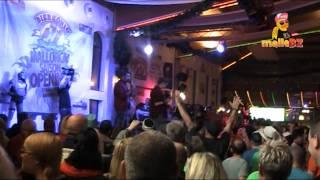 Peter Wackel eröffnet das Mallorca Opening 2015 im Bierkönig