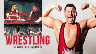 AOW 263 Edinburgh LIVE Part 1: Grado, Sha Samuels, Brendon Burns, Carl Hutchinson
