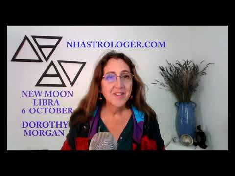 New Moon in Libra October 6, 2021 Balance Harmony Equality Partnerships and Relationships