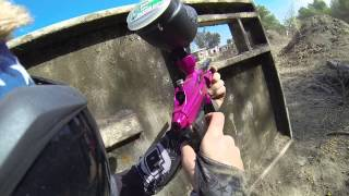 Shot in the GoPro: SC Village Paintball (North Vietnam) 10/26/2013