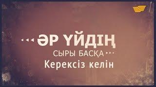 «Әр үйдің сыры басқа». Керексіз келін