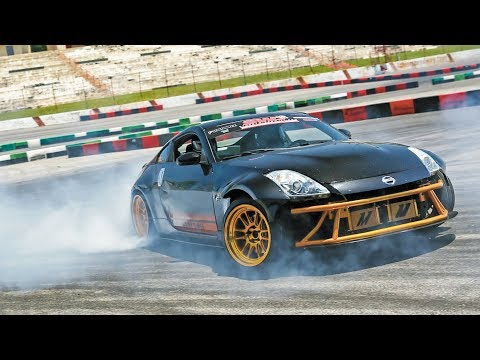 Going HARD with the 350Z - FD Atlanta