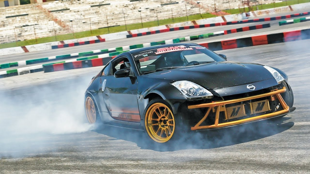 going-hard-with-the-350z-fd-atlanta