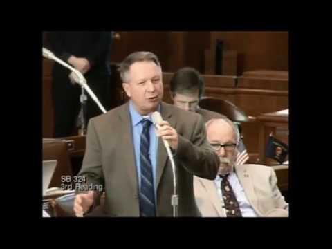 Senator Herman Baertschiger: SB 324 Will Hurt Rural Oregon