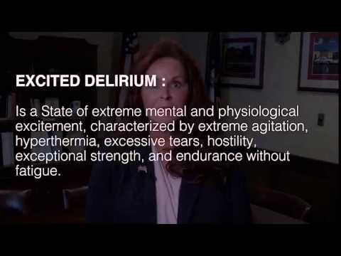 KLC Insurance Services Law Enforcement - Diminished Capacity and Excited Delirium