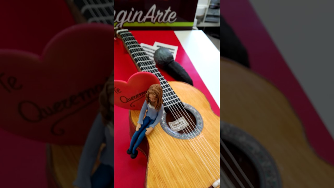 Tarta Guitarra Clasica - YouTube
