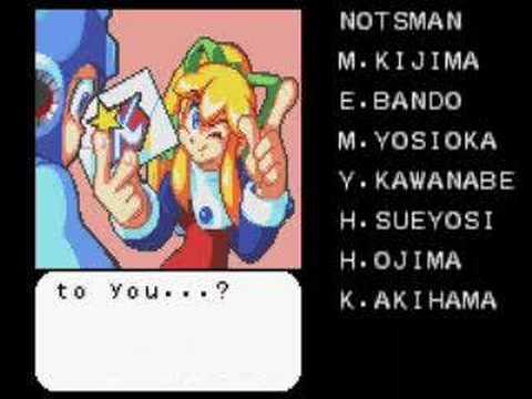 Mega Man Bass Mega Mans Ending Youtube