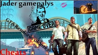 Grand Theft Auto V-Rendőrös üldözés :) (Csalásokkal xDD)