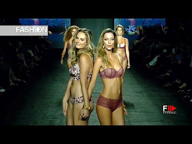 LEONISA COMO TÚ NINGUNA Spring Summer 2018 COLOMBIAMODA 2017 - Fashion Channel