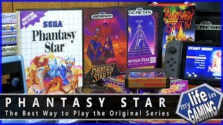 The Best Way to Play Phantasy Star - The Original Series / MY LIFE IN GAMING