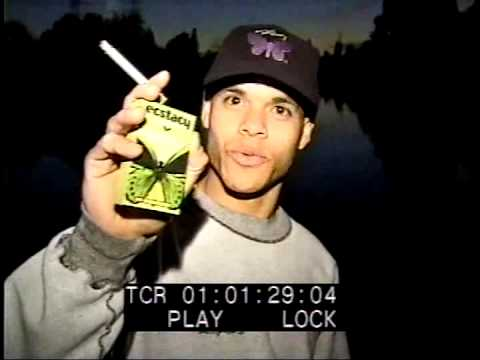 Part 7 of 7 Herbal Ecstacy Cigarette MTV Television Commercial. Rough Cut 1995 - Herbal Cigarettes