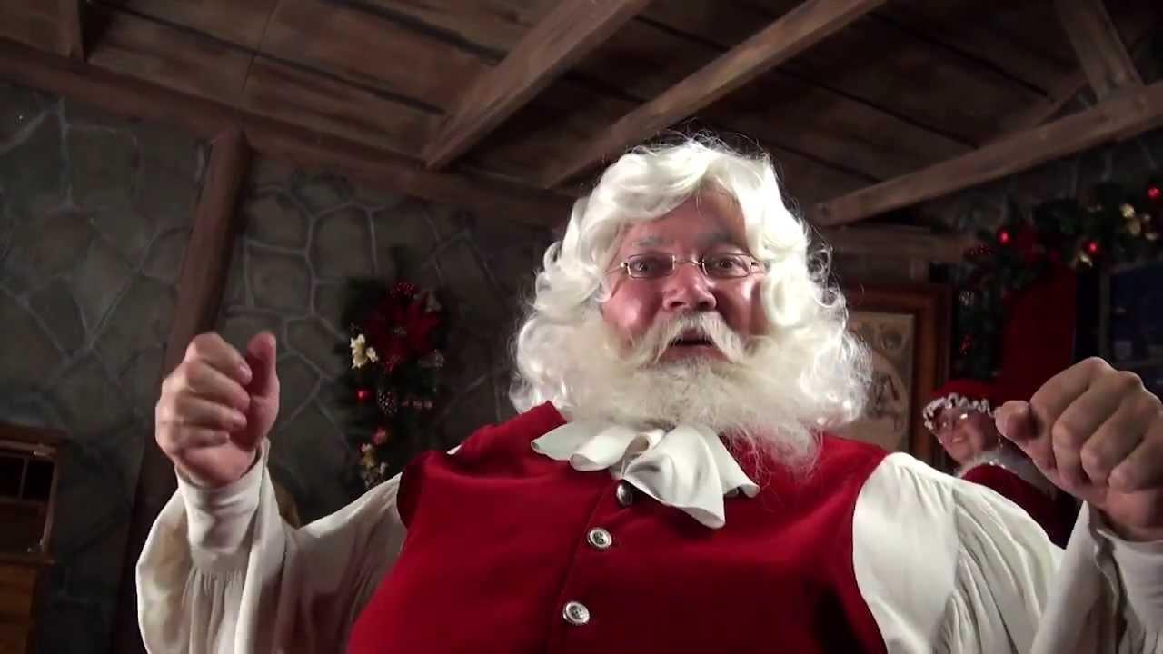 santa snooper webcam video 015 santa u0027s naughty u0026 nice list youtube