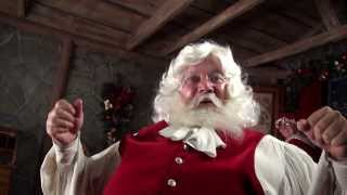 Santa Snooper Webcam Video 015- Santa