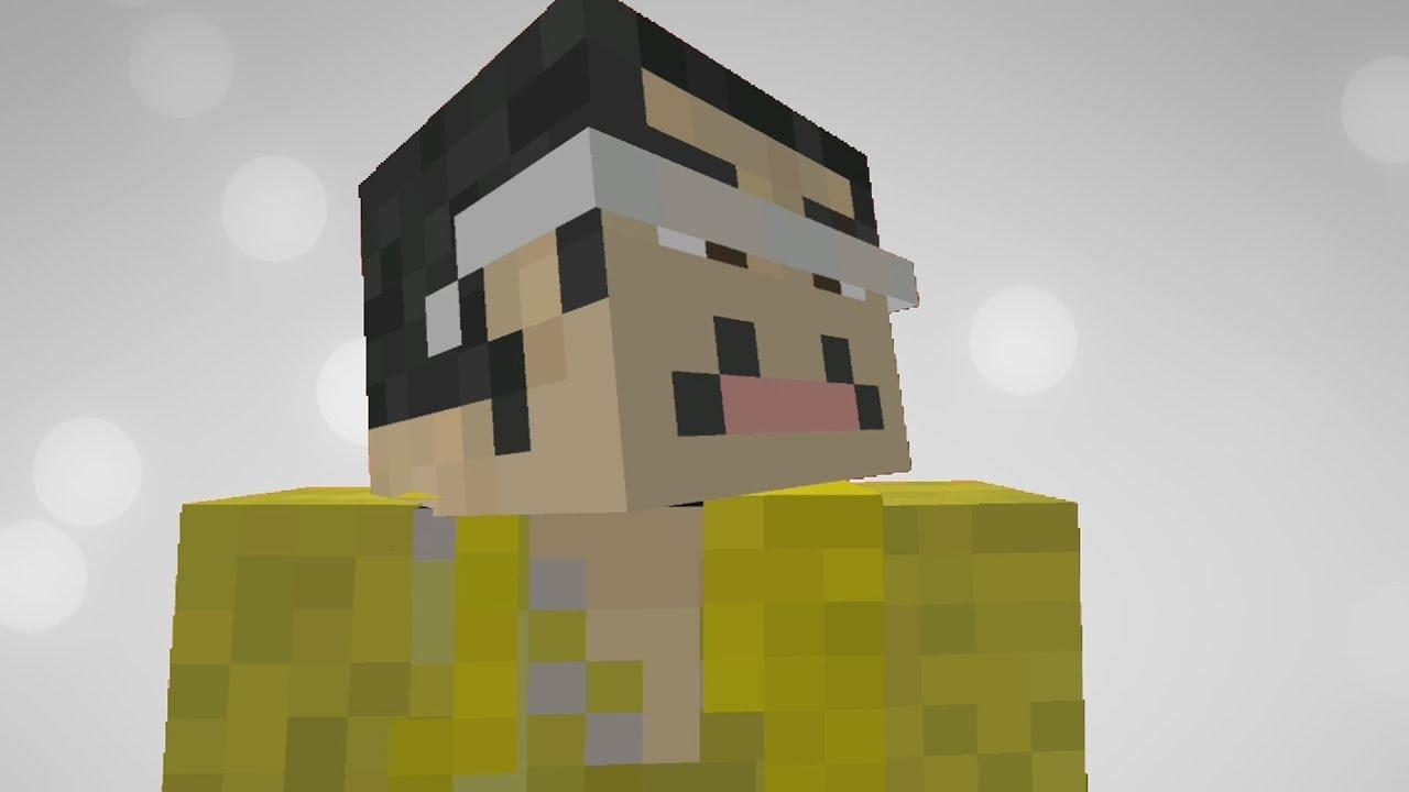 PPAP PEN PINEAPPLE APPLE PEN!!! - Minecraft PE (Pocket Edition)