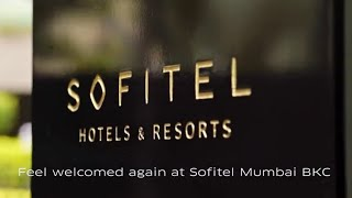 Sofitel Mumbai BKC - New Safety Standards Hotel Video