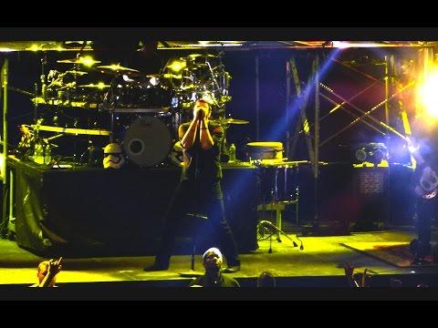Breaking Benjamin LIVE HD Full 2015 US Cellular Cedar Rapids, IA