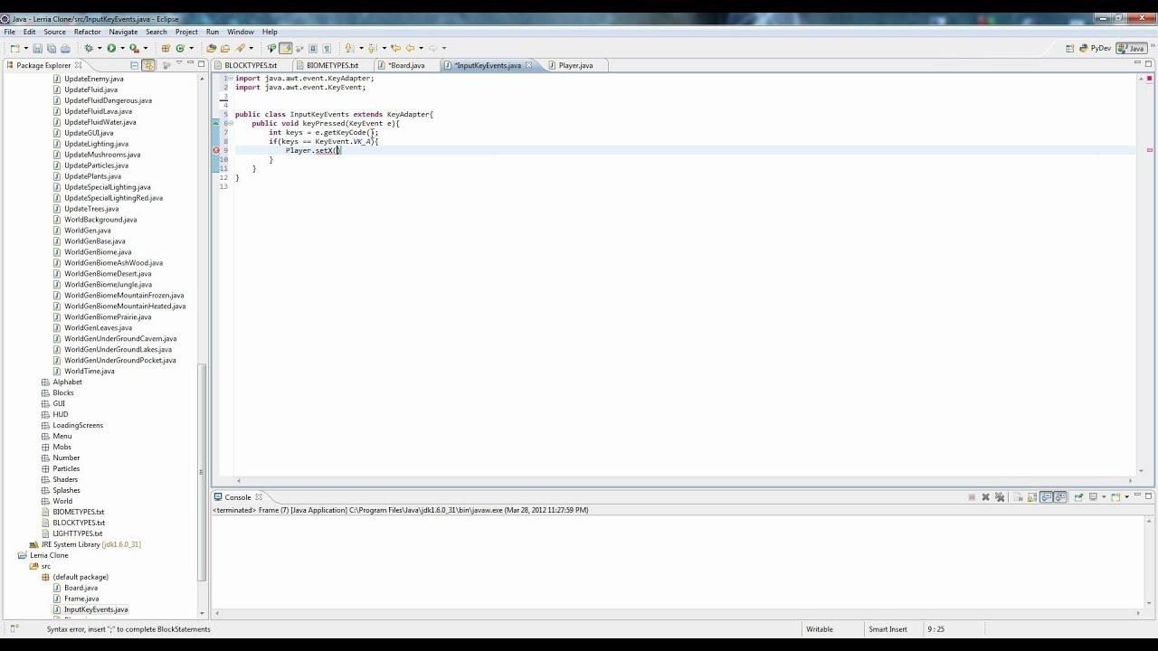 Java game tutorials 4 keybinding what youtube java game tutorials 4 keybinding what baditri Image collections