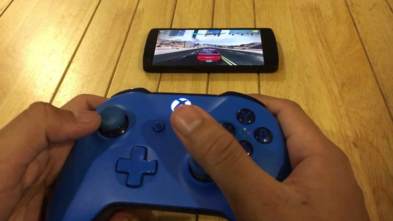 How to connect the gamepad to xbox 360
