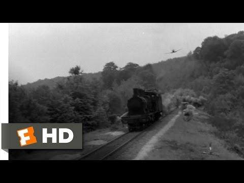 The Train (4/10) Movie CLIP - Spitfire Attack (1964) HD