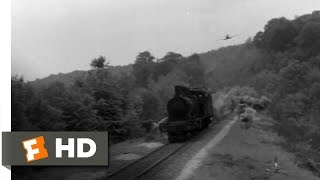 The Train (4/10) Movie CLIP - Spitfire Attack (1964) HD