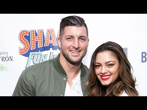 Syracuse Mets star Tim Tebow marries former Miss Universe Demi ...