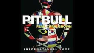 International Love - Pitbull Feat. Chris Brown (Lyrics In Desc.)