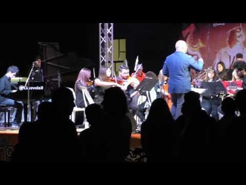 Orchestra Licei Pitagora-Croce Torre Annunziata e Moscati S.Antimo - Premio Elia Rosa 2015